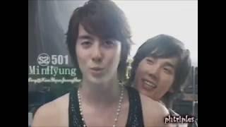 SS501 Tom & Jerry - Park Jung Min & Kim Hyung Jun