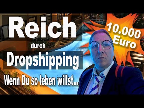 Reich durch Dropshipping oder Pleite durch Dropshipping THS5STAR⭐ Business