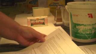How To Make Homemade Laundry Detergent with 100% Lard Soap -- Why I Don't Use Fels-Naptha