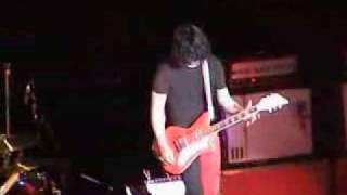 The White Stripes - Cannon/Take a Whiff On Me Greek 23/09/03