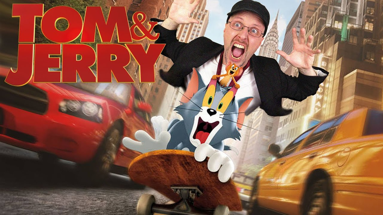 Download Tom and Jerry (2021) - Nostalgia Critic