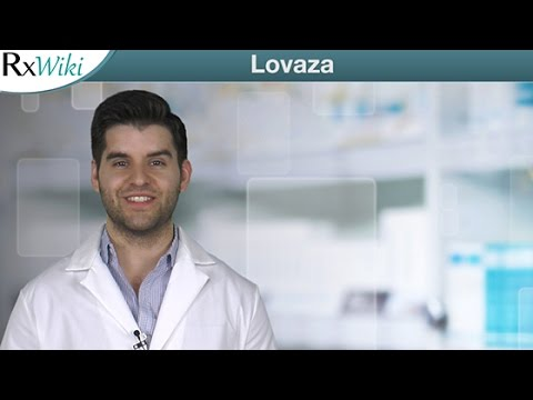Overview Of Lovaza A Prescription Medication Used To Lower Triglycerides In The Blood