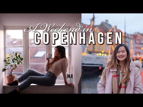 A Weekend in Copenhagen | Denmark in January vlog
