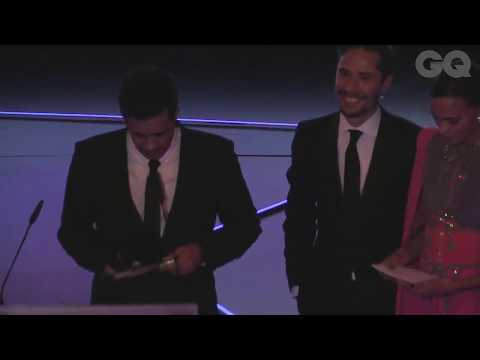 GQ Men Of The Year 2017 - A Gala Completa