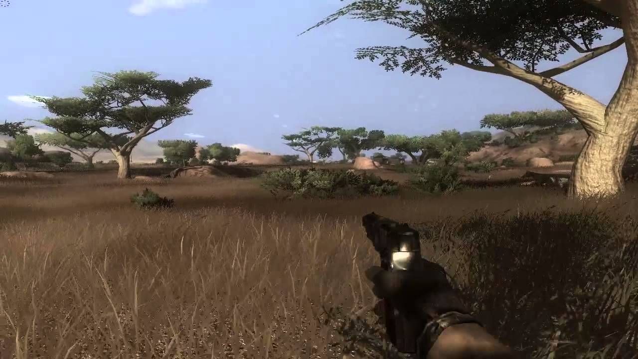 Farcry 2 Looking For Animals Youtube
