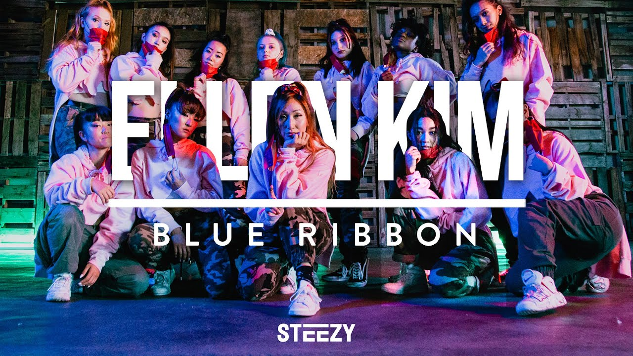 Blue Ribbon - Jessie Reyez | Ellen Kim Choreography | STEEZY.CO