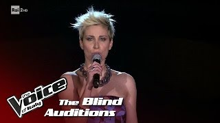 "Maria Teresa D'Alise ""What about us"" - Blind Auditions #3 - The Voice of Italy 2018"