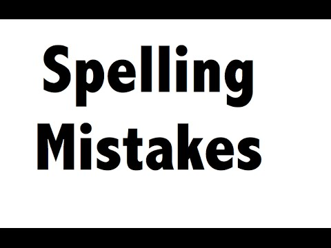 70 Most Asked Spelling Mistakes In SSC, Delhi Police, SBI, IBPS PO And Clerk