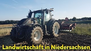 [GoPro] CabView Valtra T214   SmartTouch   Horsch   Stoppelbearbeitung