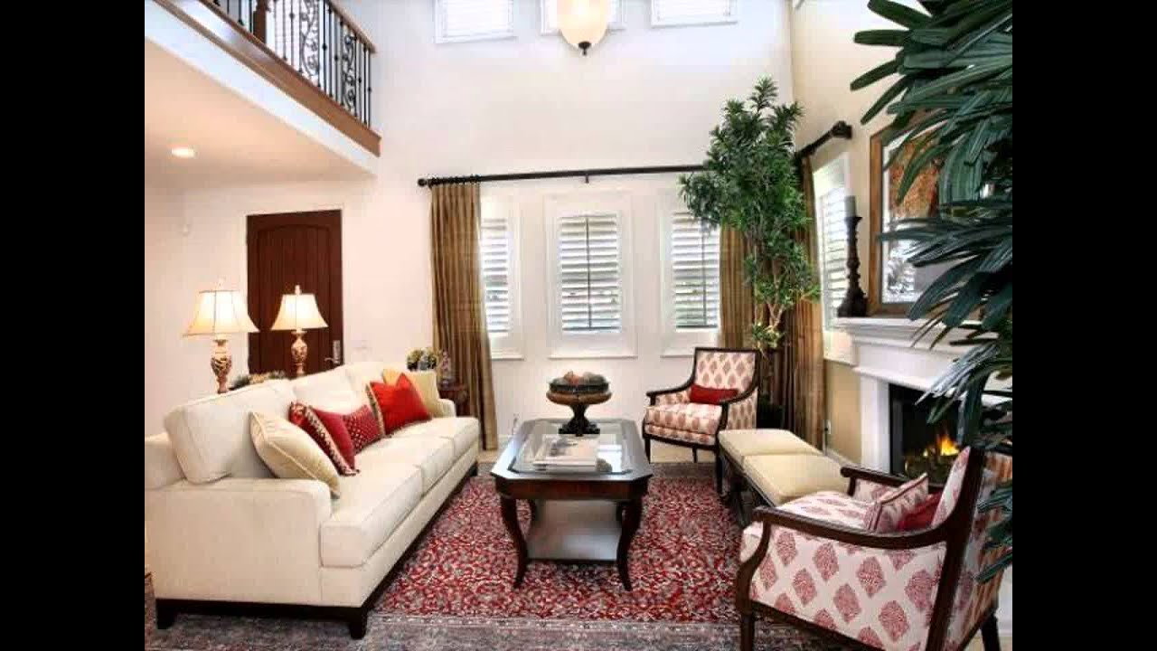 12 Picturesque Small Living Room Design: Living Room Decorating Ideas With Red Brick Fireplace