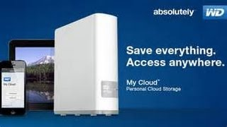 Western Digital My Cloud:  User Review