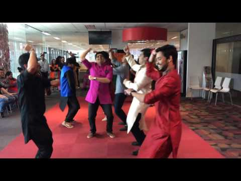 Vodafone NZ Diwali celebration dance