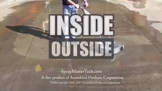 Spray Master Technologies Inside/Outside Cleaning