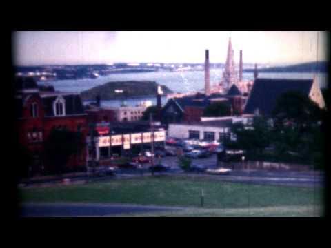 The City of Halifax Nova Scotia 1970's