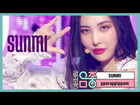 [쇼! 음악중심] 선미 -보랏빛 밤  (SUNMI -pporappippam) 20200711