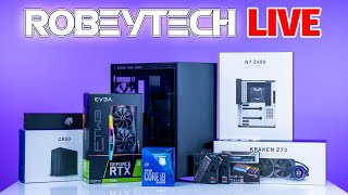 How To Build a PC - Giveaways + $2800 NZXT N7 Z490 #RTX3000 Build (10900KF / EVGA RTX 3080 FTW3)