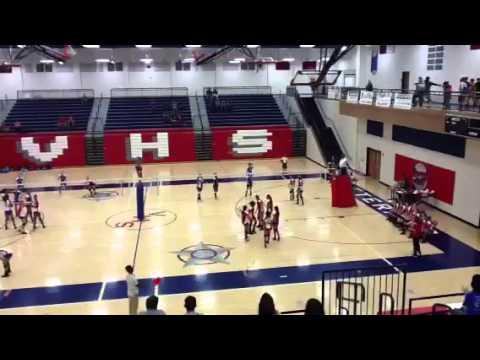 Veterans High School Warhawks 2013-14 season JV Volleyball ...