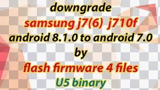 samsung 4 file firmware