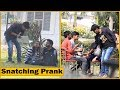 Snatching/Stealing Prank on Guys | Prank In India | The HunGama Films