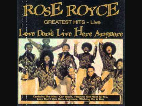 Love Dt  Here instrumental whook : Rose Royce