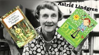 تعلم السويدية بدون معلم |الكاتبة  السويدية Astrid Lindgren |  من دورة SFI للمستوى C