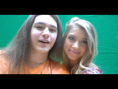 Meeting Allie DeBerry! :D Video Mode For Selfie Mistake :P