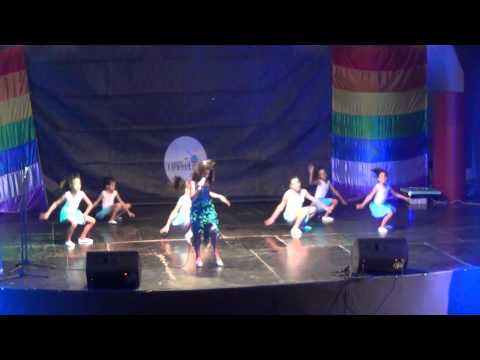 Andrada Bisu Prodan si DanceWorld la Festivalul Tineretii 2012 prof.coregraf Alina Cimpoieru