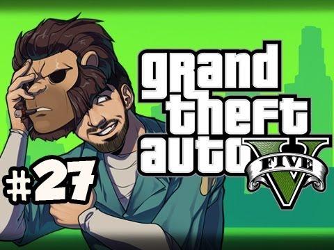 CRANE OPERATOR - Grand Theft Auto V ( GTA 5 ) w/ Nova Ep.27