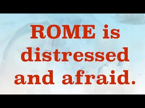 December 23 Prophecy EUROPE ROME CHURCH  MESSAGE
