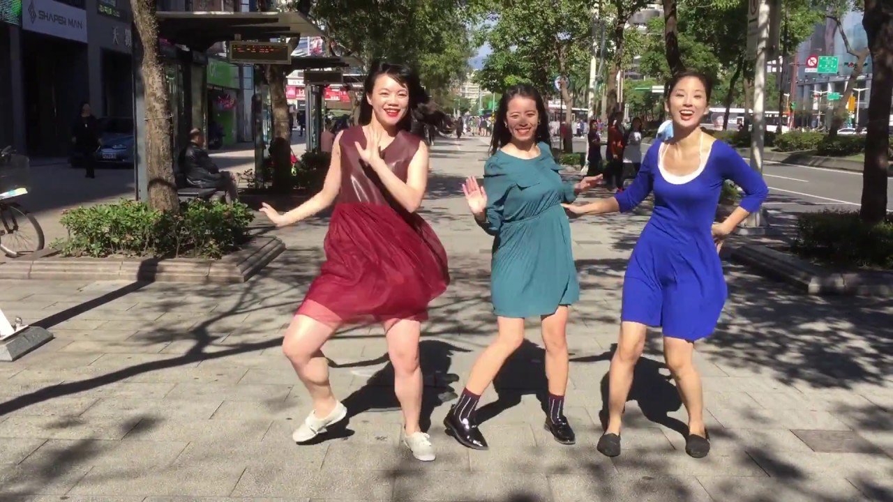 On the westside of Taipei / Swing dance 搖擺舞 / Lindy Hop 林迪舞 一鏡到底 - YouTube