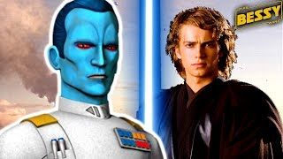 How Thrawn Met Anakin Skywalker During the Clone Wars(Canon) - Explain Star Wars