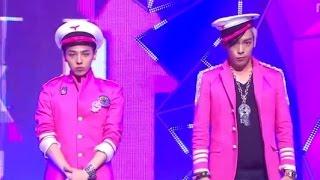 GD&TOP - High High, 지드래곤&탑 - 하이 하이, Music Core 20110115