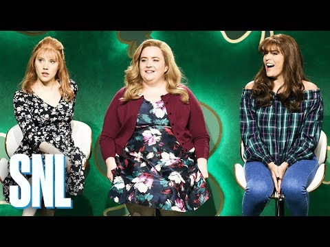 Irish Dating Show - SNL