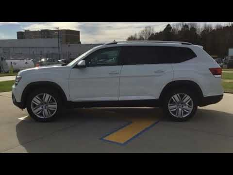 New 2019 Volkswagen Atlas Fayetteville NC Fort Bragg, NC #V16417