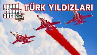 GTA 5 TRK YILDIZLARI GSTERS Ekip