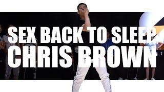 Sex Back To Sleep - Chris Brown || JumBo.Bazic Choreography ||