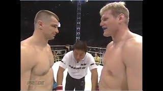 Mirko Cro Cop Filipovic vs. Josh Barnett