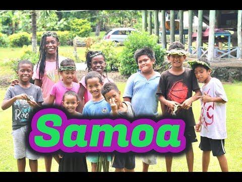 Our Trip to Samoa