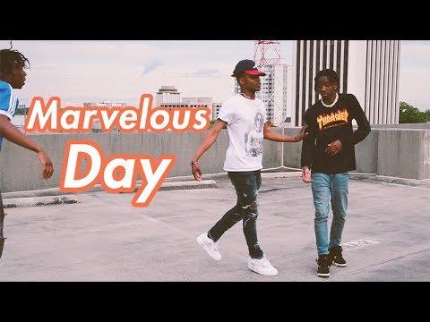 Kap G - Marvelous Day ft. Lil Uzi Vert & Gunna [Official NRG Video]