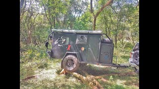 BARBADA!! VENDE-SE MINI TRAILER OFF ROAD 2017/2017 - DE R$ 60.000,00 POR R$ 30.000,00