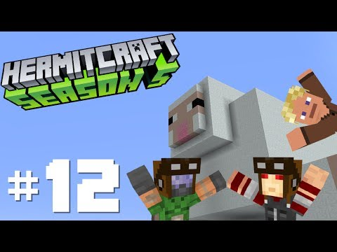 Hermitcraft Season V: E12 - Sheep Flight School!