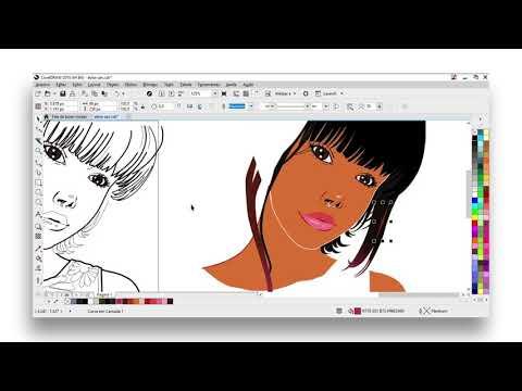 Speed Drawing - Maycon Bartowski