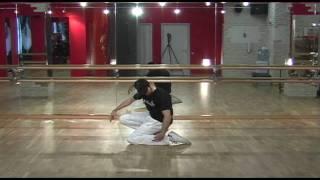 Брейк данс обучение. Урок 03. Breakdance footwork tutorial. Lesson 03