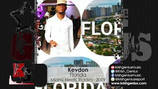Kevdon - Florida (Official Audio 2019)