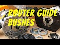How to use guide bushes & collars to make jigs with a router. routing 101 Ep.5