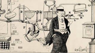 Inside the Book: Rube Goldberg | The New York Times