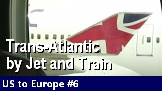 JFK Airport - Norwegian Air - First Class to London (Nostalgia fix: Pan Am) ✦ Episode #6