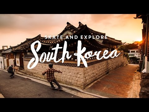 Skate & Explore - South Korea - Landyachtz