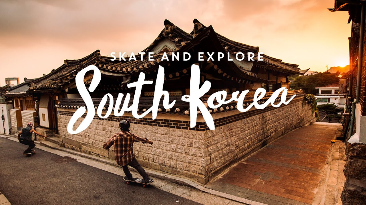 393d0e7e23a8 Skate   Explore - South Korea - Landyachtz - YouTube