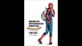 Фото со съемок Человек-паук:Возвращение домой!